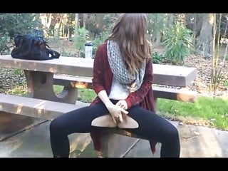 Public nood porn Outdoor squirting