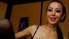 Asian Milf Ange Venus Anal