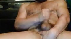 Married guy fingering his ass