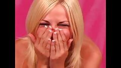 Дерзкая блондинка Sph