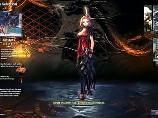 Naked pictures of dragonball z characters Blade and soul nude mod character creation