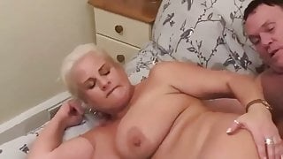 Mature British busty bbw gets fucked