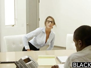 Interracial creampie pictures - Blacked august ames gets an interracial creampie