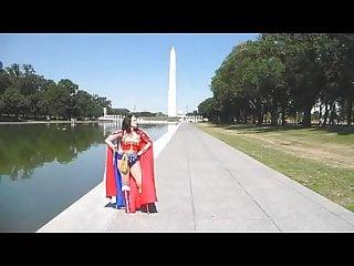 Wonder woman sex - Wonder woman is captured tutn into a sex robot