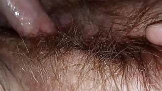 After blow job quickie, pregnant sex