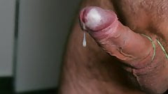 prostate massage and squirting cum