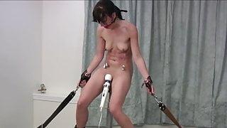 She just kept cumming