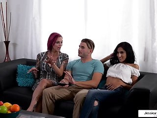 Jaymes jessica sex Jessica jaymes, anna bell destiny fucking a huge hard cock