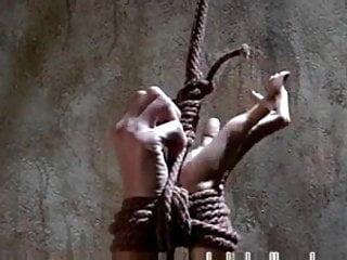 Teen tied for merceless fucking Tied teen get fucked