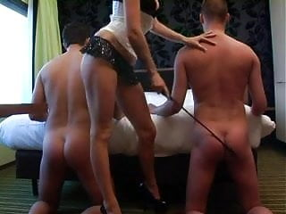 Strip commands - Dutch slut commands 2 guys