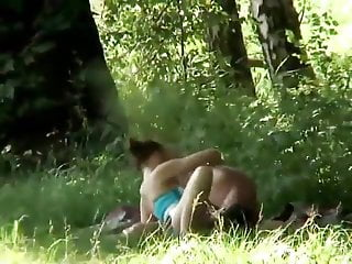 Porn yoou never saw Ooops i saw a couple in the forest 2