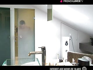 Male sock jack off Male french pornstar film with socks always on