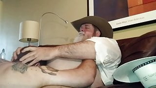 CwboyTop and slave redneck