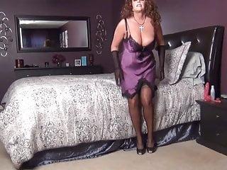 Lovely slips lingerie for men - Sexy slip stockings