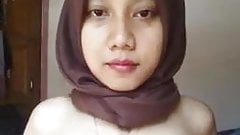 Sexy Indonesian Hijab