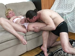 Women fuck strippers loverboys - 60 granny fucks with younger loverboy