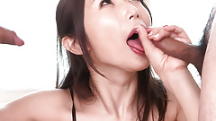 Nothing but pure oral passion by Ayumi - More at Slurpjp.com