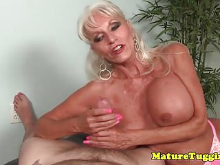 Tugging dicks Bigtitted mature tugging on dick pov
