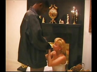 Milking of the male cock Rich woman milks all of the bbc with her mouth.