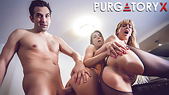 PURGATORYX The Slut Maker Part 3 with Cherie and Tara