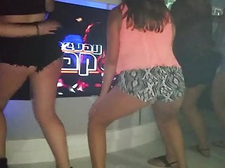 Stage 3 type 2 breast cancer - Girls dancing on stage at the club pt.3