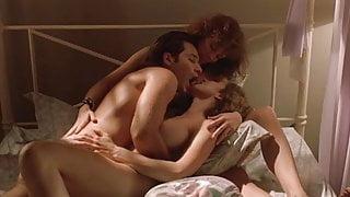 Mimi Rogers Threesome Sex Scene In The Rapture Movie