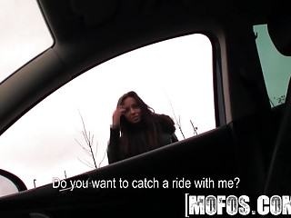 Illness and sperm Mofos - stranded teens - gina devine - give me a ride ill gi