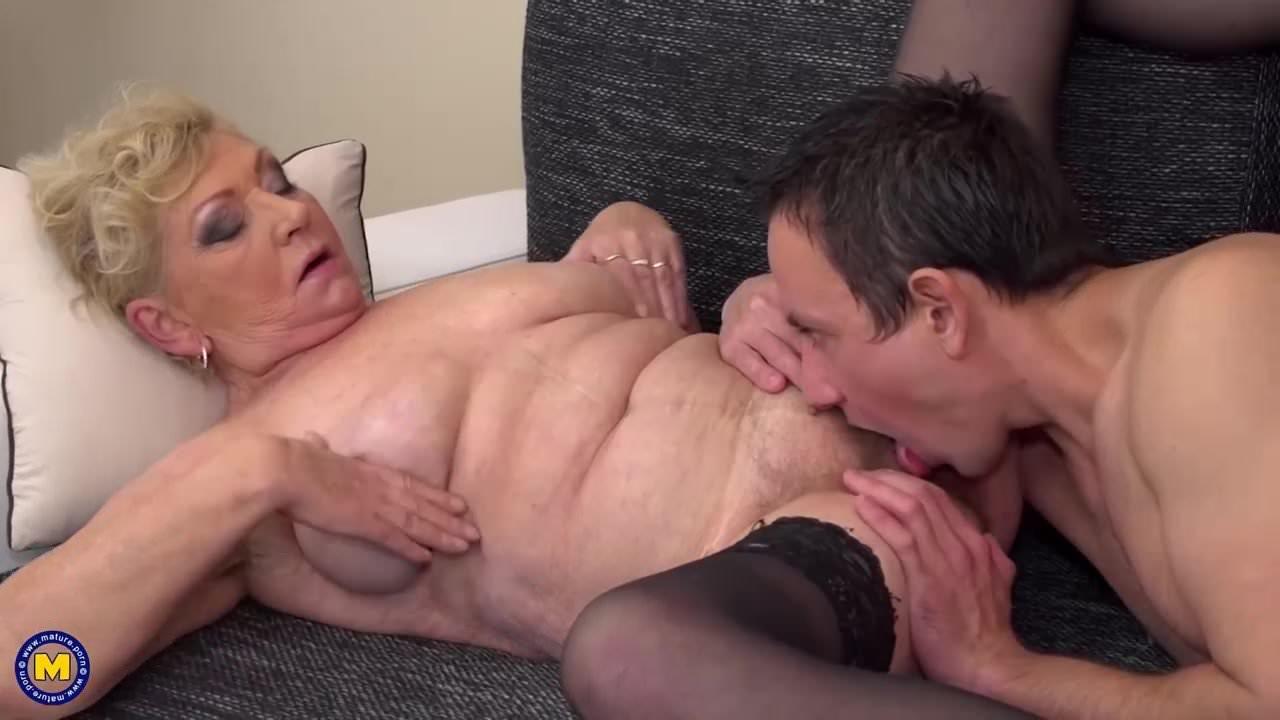 Granny Sex Pron