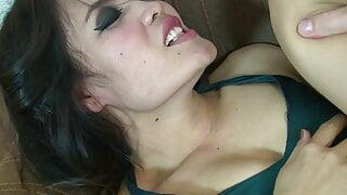 Asian Nympho loves to fuck