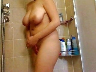 Fuck my stepmothers ass My stepmother in the shower