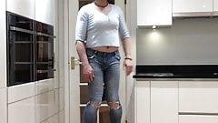 Sissy in Jeans