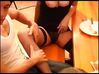 Big tit ana nude Ana martin big boobs and barbara fucked in kitchen a75