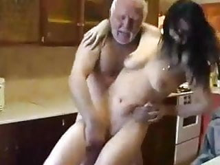 Fuck the pain away song Old man with fucking golden girl on punjabi song