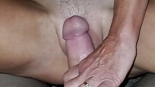MARRIED SLUT LESLIE TAKING A LOAD FROM DADDY
