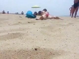 Like teen Do you like teen feet on beach