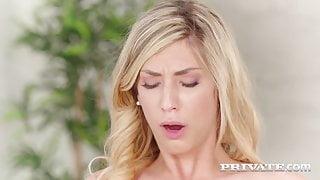 Private.com - Hot Blonde Shona River Gets Tiny Ass Pounded!