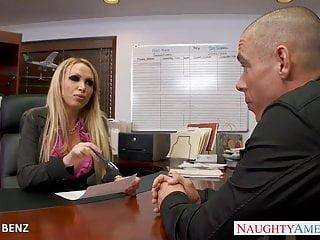 Nikki benzs oiled tits titty fucking Stockinged office babe nikki benz fuck
