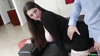 Big-Tits McGee Gives AMAZING BJ & Fucks