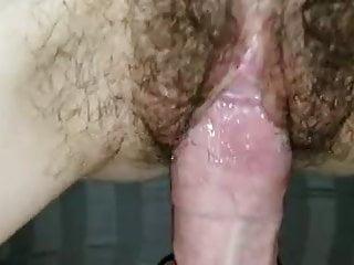 Closeup hairy cunt - Closeup hairy wife fucking stranger