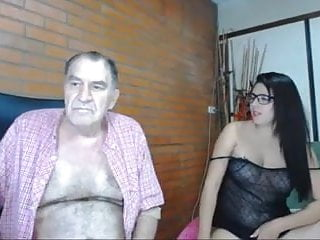Cam girls sexy Romulscherries sexy daddy grandpa an his stable of cam girls