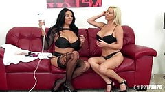 Hot and Sexy Missy and Spencer LIVE