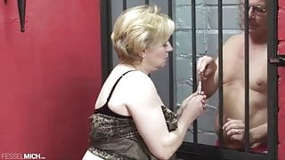 Cockold Games with fat Mature Mistress