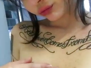 Jewish guys asian girls Sexy tattooed asian girl