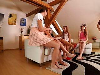 Pics of miranda lambert naked Upskirt dance party with sexy leon lambert girls at home