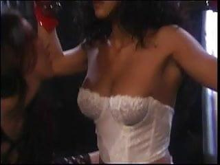 Mommy fetish spanking - Jenna explores interracial bdsm lesbian fetish spanking