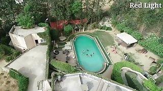 Savita Bhabhi Pool Party Video