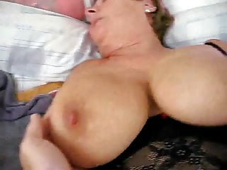 Big tits shemale getting fucked - Dutch mature granny milf with big tits getting fucked
