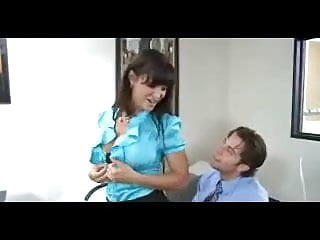 Lisa brenner naked Sexy milf boss lisa in stockings sm65
