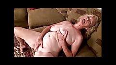 Amateur granny masturbation and orgasm compilation 2