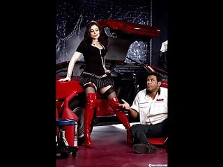 Bondage sex galleries Gallery hq franchezca valentina sex stockings boots